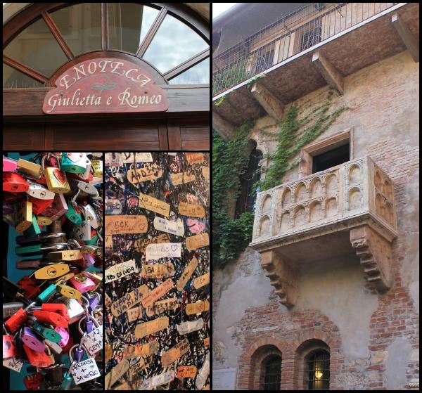 Romeo and Juliet Verona Italy