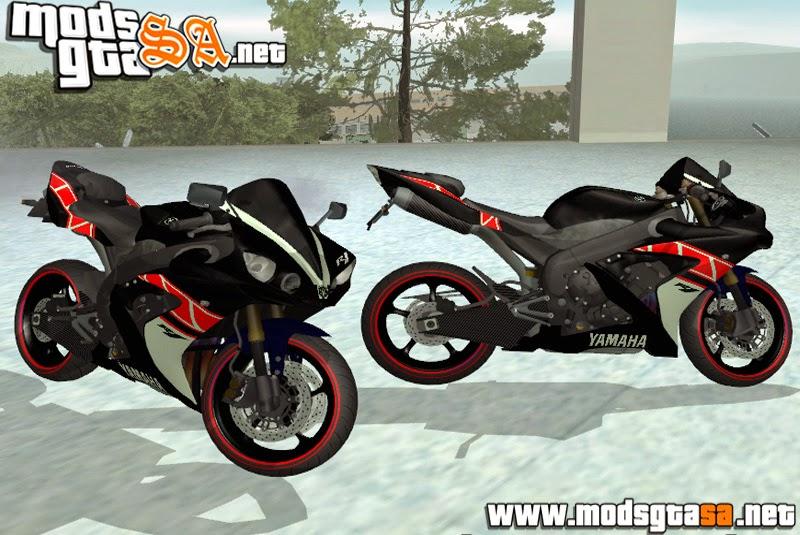 SA - Yamaha YZF R1 2012