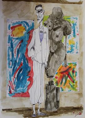 Un pintor con futuro 23-6-91
