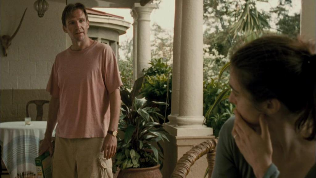 the constant gardener film essay The constant gardener 2005 r this is a well acted and directed film, that didn't get the best of reviews when it hit the movie theaters that said.