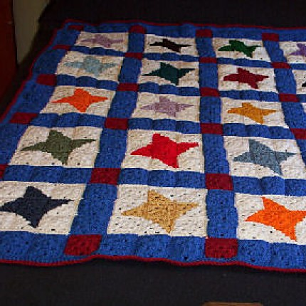 It Takes A Village - Free Pattern