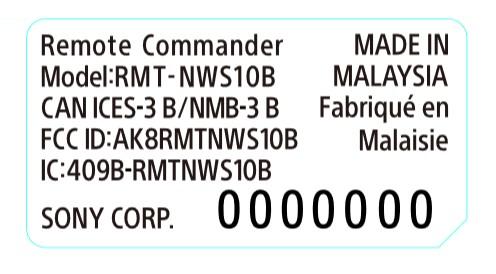 Sony Walkman NWZ-WS610, NWZ-WS613, NWZ-WS615