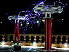 Awesome Power Of Musical Tesla Coils