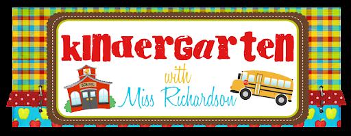 Kindergarten with Mrs Munden