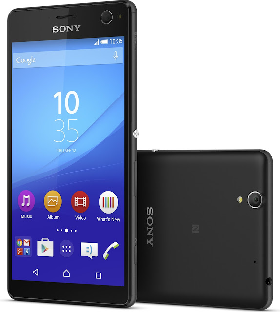 Sony Xperia C4 Specification