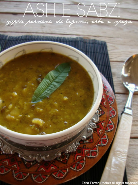 ricetta zuppa persiana has