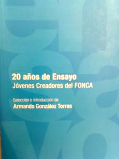 20 años de Ensayo. Selección y nota de Armando González Torres