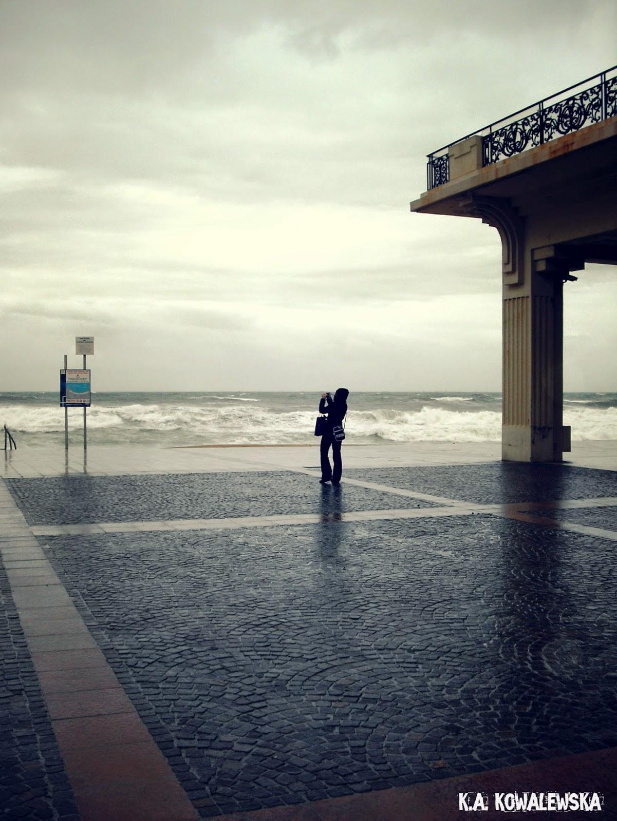 Biarritz Francja