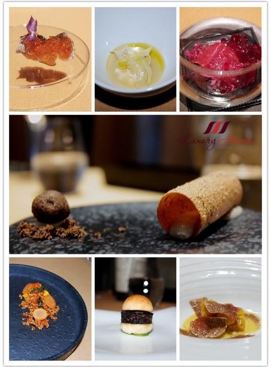 celebrity blogger reviews tokyo bvlgari il ristorante