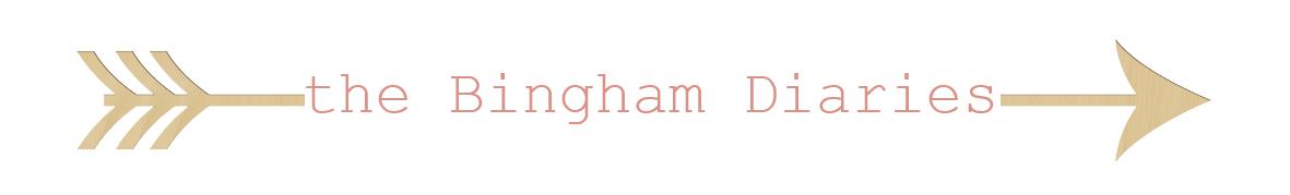 The Bingham Diaries