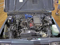 JDM Suzuki Jimny Turbo engine