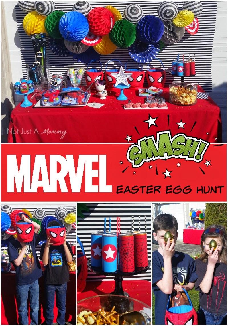 Disney Marvel Easter Egg Hunt