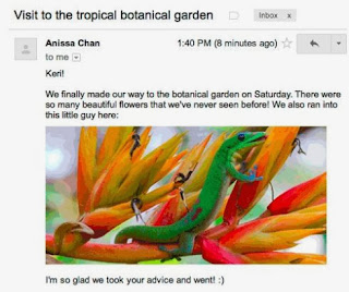 Google's Gmail will show images in emails automatically by default while hosting the images at their own proxy server.