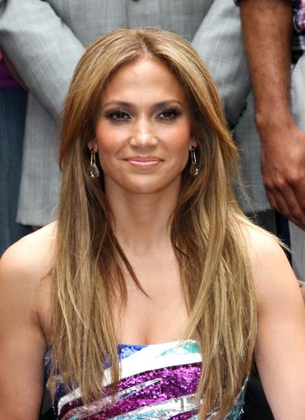 Extream Fashion Jennifer Lopez Hairstyle