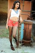 Akshida Hot Photos from Yuddam Movie Song shooting spot-thumbnail-6
