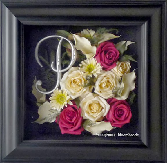 Frame Your Wedding Flowers Preserved Wedding Flowers
