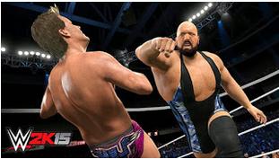 Cara memakai Stick GamePad abal-abal pada game PC WWE2K 15