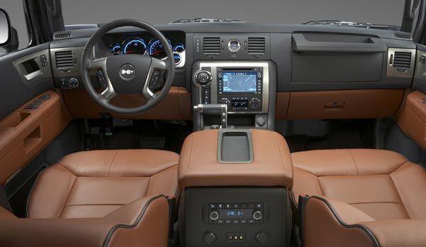 Hummer H2 Car Review