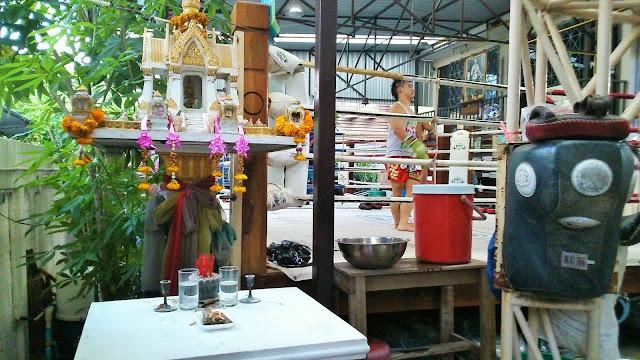 Buddhism Thailand Muay Thai boxing Bangkok