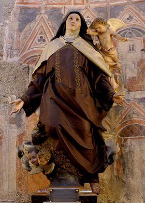 SANTA TERESA DE JESUS - DE AVILA -