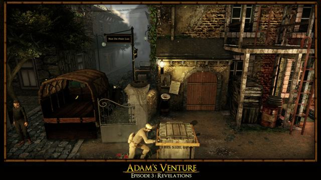 Adam's Venture 3  Revelations PC Full 2012 Descargar Skidrow 1 Link