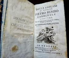 Pietro Bembo. Los Asolanos: