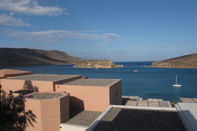 Spinalonga Island from Domes of Elounda- The Desktop Birder, Simon Colenutt