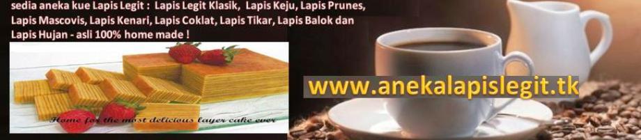 Aneka Lapis Legit