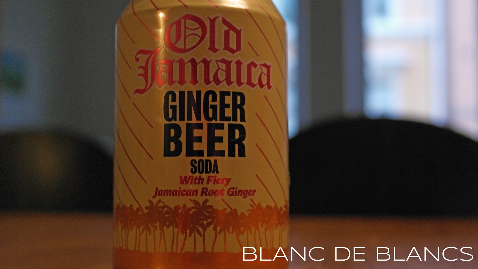 Old Jamaica Fiery Root Ginger Beer - www.blancdeblancs.fi