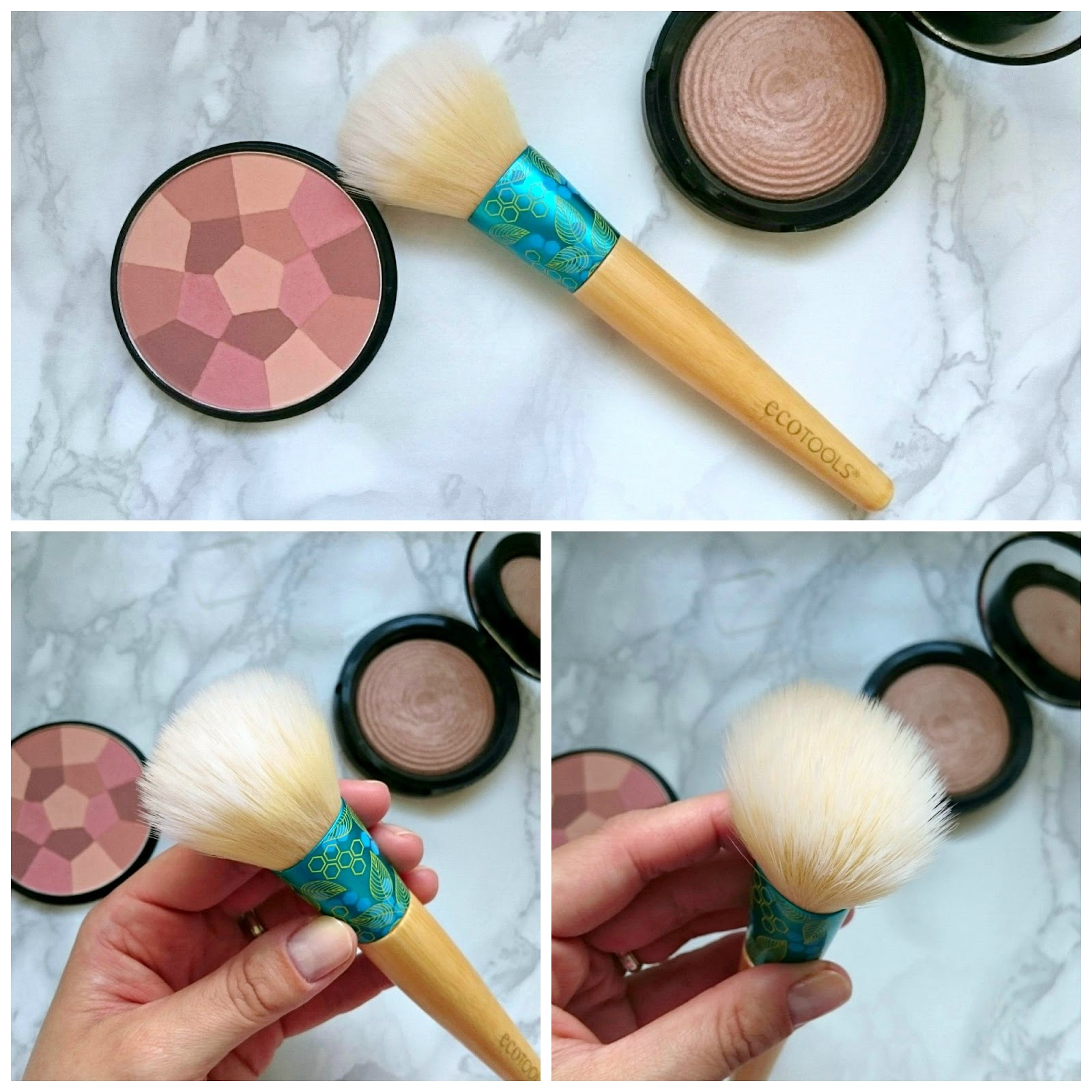 Ecotools Mattifying Finish brush