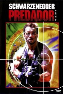 Capa do Filme O Predador (1987) Torrent Dublado