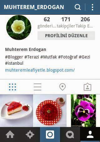 Instagram Hesabım