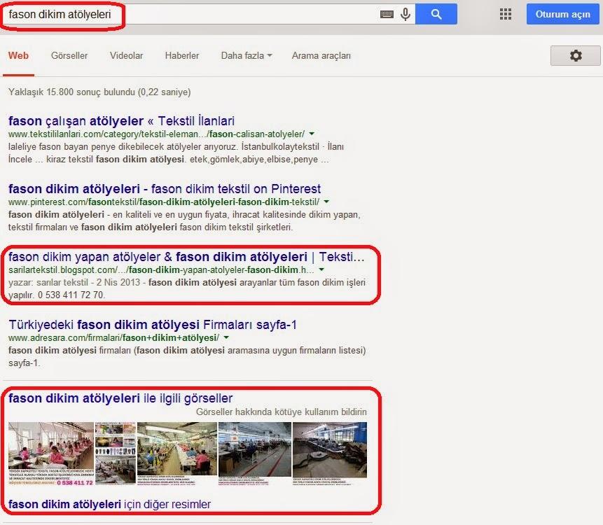 satılık tekstil web siteleri googlede hazır konumlu