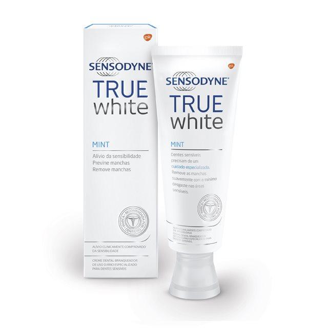 Resenha Sensodyne True White Minha Musa