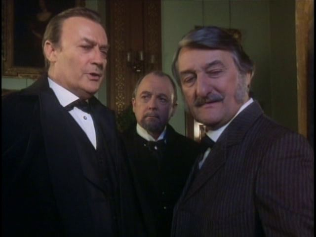 Hands of a Murderer  Starring Edward Woodward, John Hillerman, and Peter Jeffrey