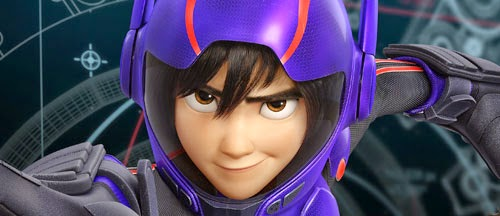 New Trailers and Character images of Pixar's Big Hero 6