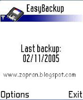 easy backup s60v2