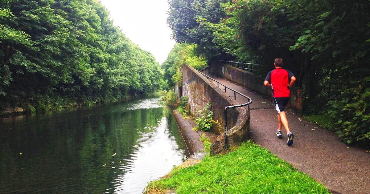 running routes leeds canal running route. Black Bedroom Furniture Sets. Home Design Ideas