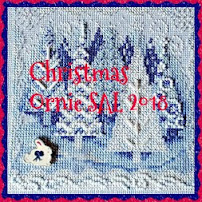 Christmas Ornie SAL 2019