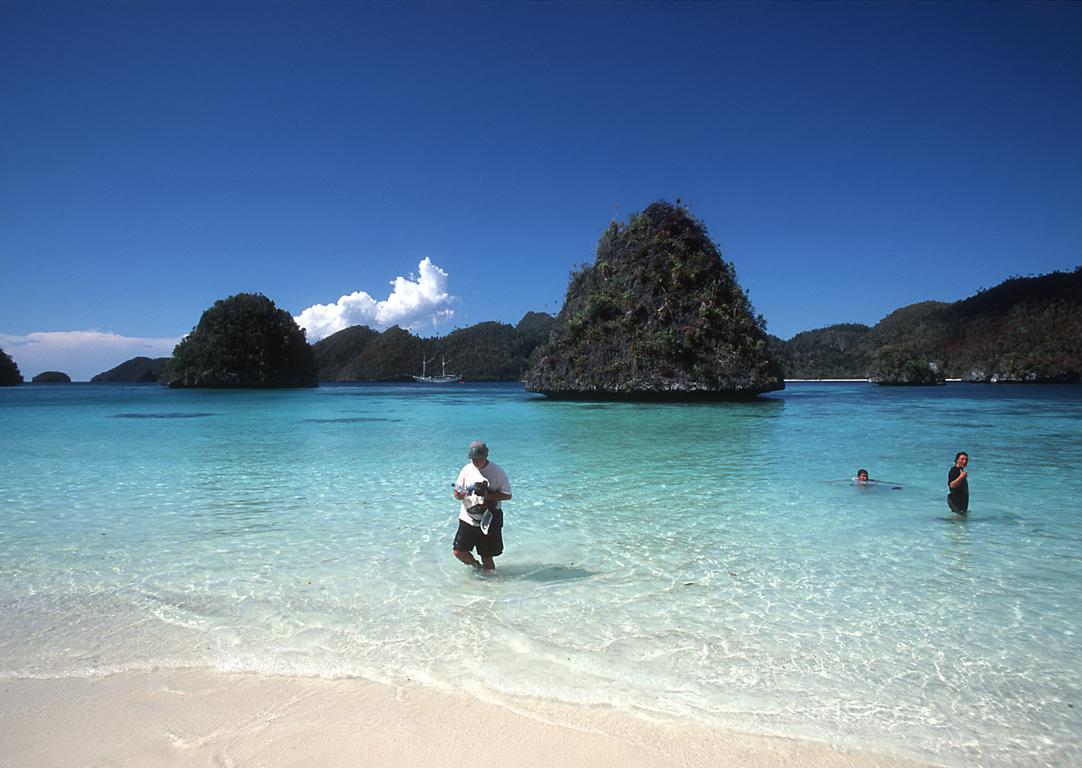 Raja Ampat Islands,Indonesia. | Nakarasido Hita