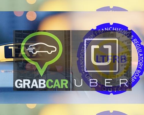 Uber GrabCar TRO