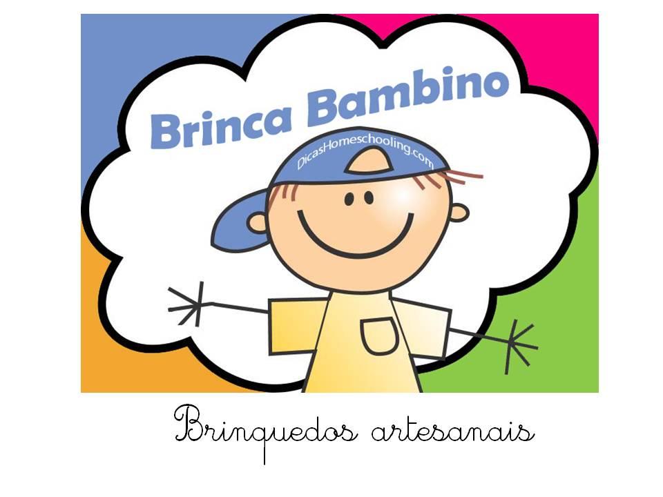 BRINCA BAMBINO     -    Brinquedos Educativos Artesanais