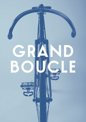 Grand Boucle, an upcoming exhibition at Kemistry Gallery, London on May 9th,2013