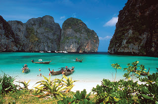 (Thailand) - Koh Phi Phi islands