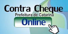 Contra Cheque online para servidores da Prefeitura Municipal de Catarina