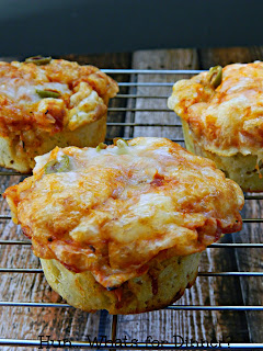 Pizza Muffins from Hun...What's for Dinner