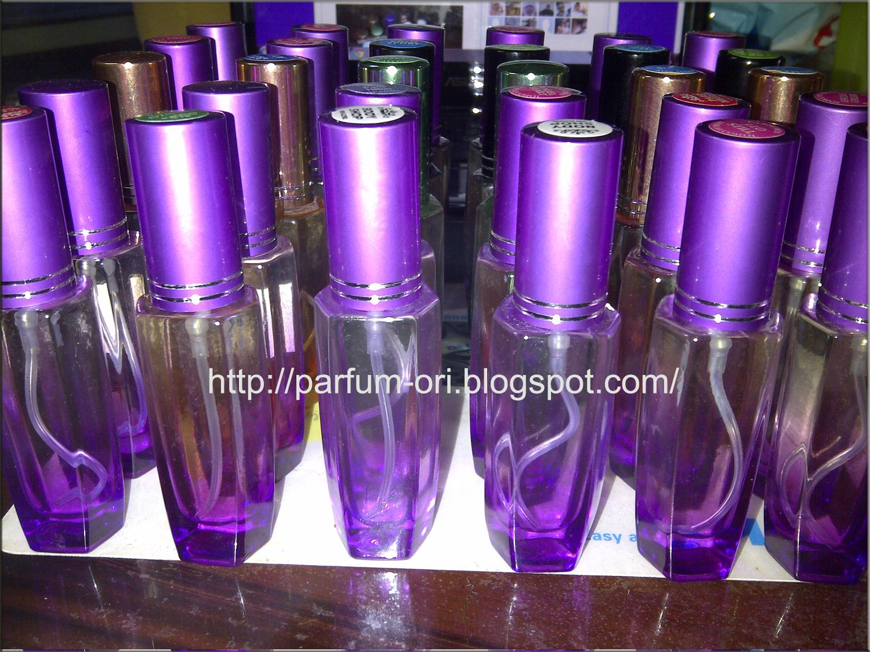 Pengiriman Parfum ke Pekanbaru - Maret '13