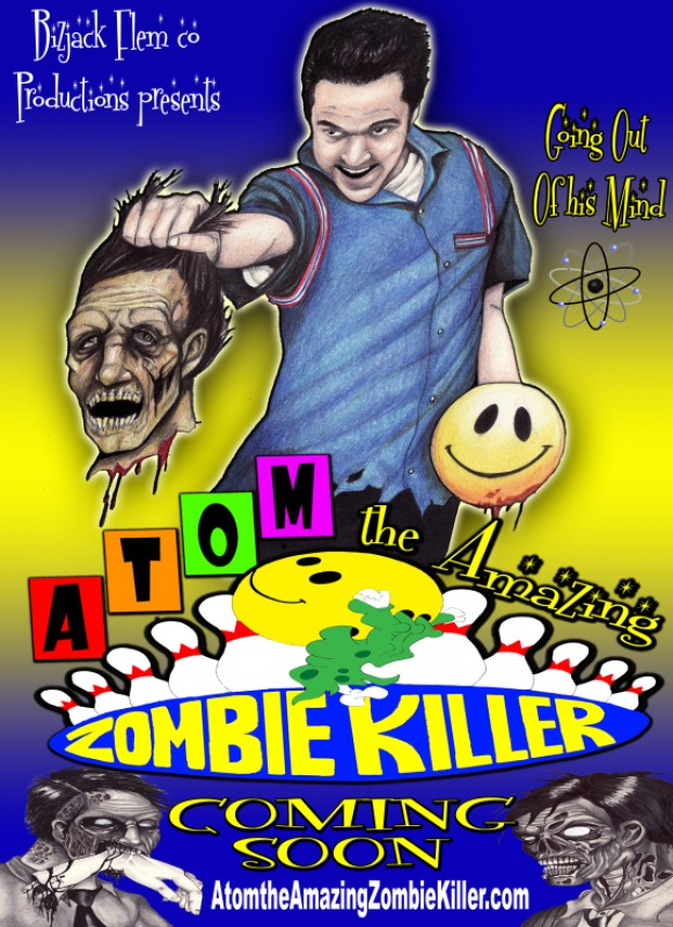 Atom the Amazing Zombie Killer movie