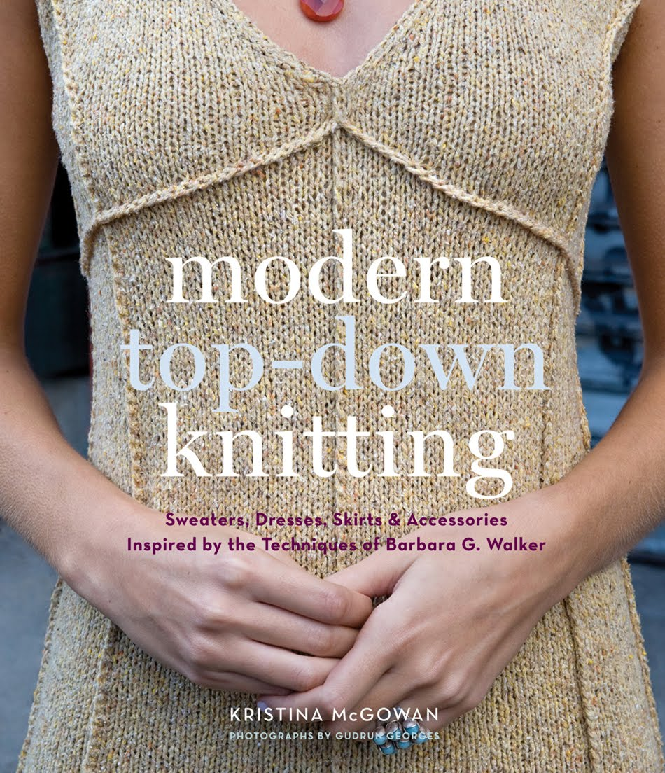 Knitting Sweaters From The Top Down : Free knit pattern top down patterns gallery