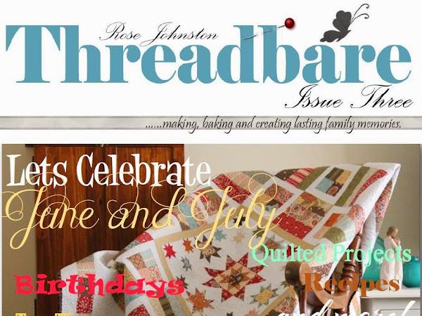 Threadbare Ezine- Issue Three